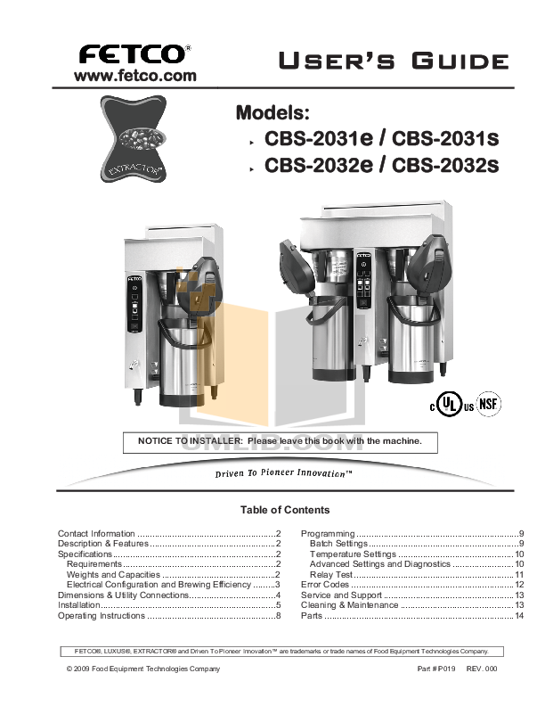 cbs 2030e susersguide[0].pdf 0 wat fetco error 101 wiring diagrams wiring diagrams  at gsmx.co